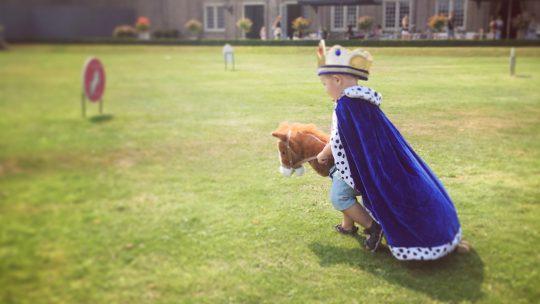 Prinsen en prinsessendagen bij Paleis het Loo