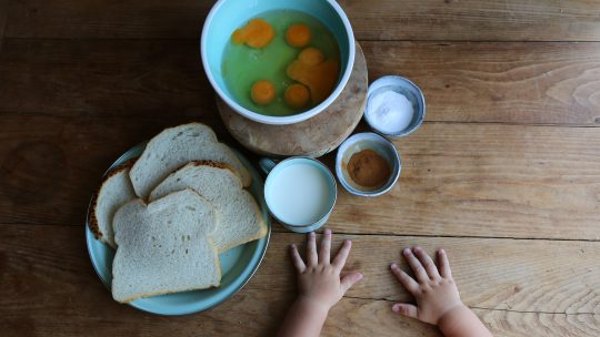 Recept: Ouderwets ontbijten met wentelteefjes