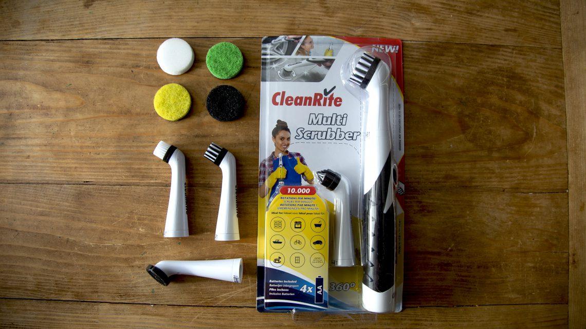 De Multi Scrubber van CleanRite – Review