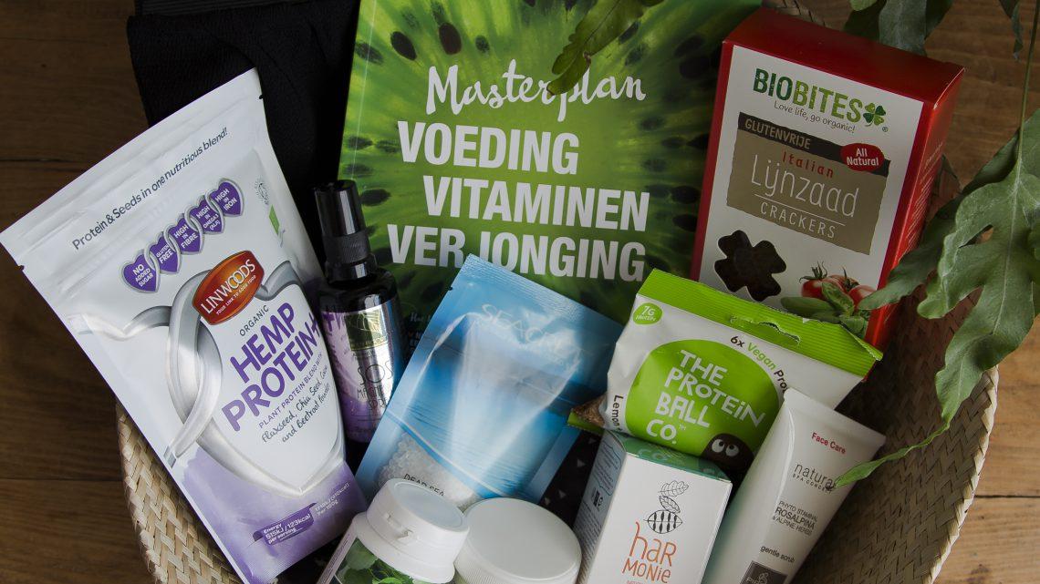 De natuurlijke producten (veelal biologisch) uit JouwBox.nl