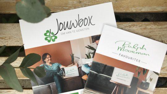 JouwBox Editie 5 – Een box vol natuurlijke producten!