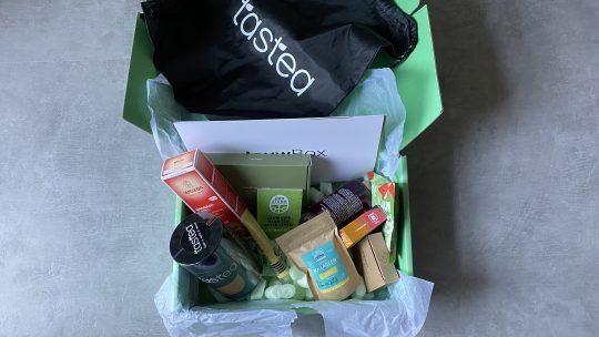Gezond genieten met JouwBox!